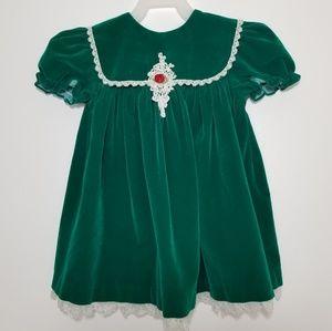 Jolene Vintage Holiday Dress
